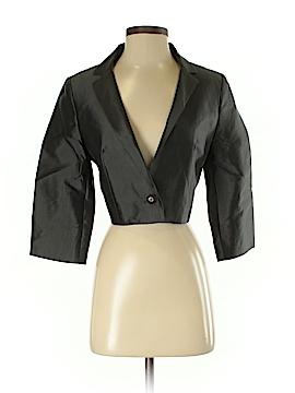 Sharagano Silk Blazer Size 4