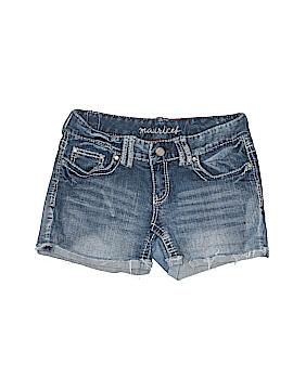 Maurices Denim Shorts Size 5-6