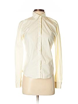 G.H. Bass & Co. Long Sleeve Button-Down Shirt Size 4