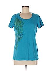 St. John's Bay Women Active T-Shirt Size M