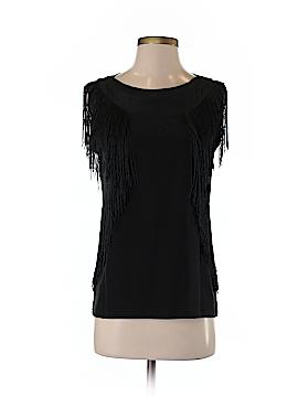 Rebecca Taylor Sleeveless Silk Top Size XS