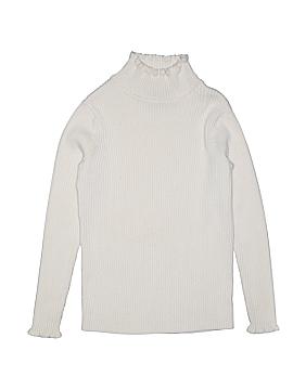 Lands' End Turtleneck Sweater Size 7 - 8