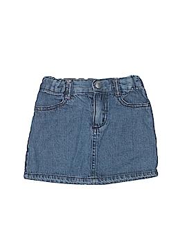 Gymboree Outlet Denim Skirt Size 4