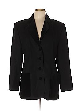 Louis Feraud Wool Coat Size 12