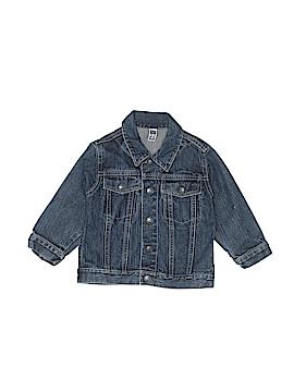 Baby Gap Denim Jacket Size 2T
