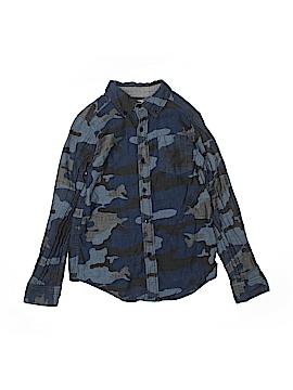 Splendid Long Sleeve Button-Down Shirt Size 10