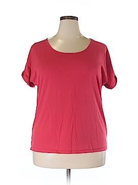 Fabletics Short Sleeve T-Shirt Size XXL