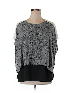 Alfani Short Sleeve Blouse Size 14w