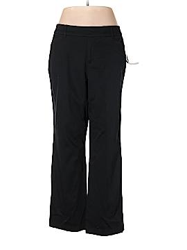 JM Collection Khakis Size 16w Petite (Petite)