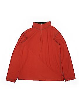 Lands' End Fleece Jacket Size 14-16
