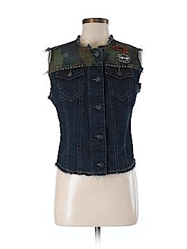 Silver Jeans Co. Denim Vest Size M