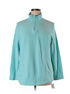 Karen Scott Sport Pullover Sweater Size 1X (Plus)