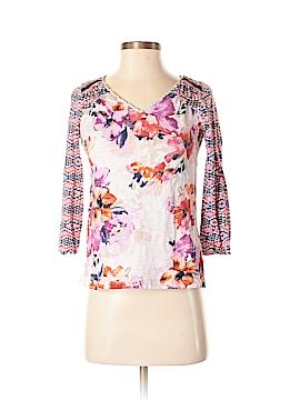 Akemi + Kin 3/4 Sleeve T-Shirt Size XS