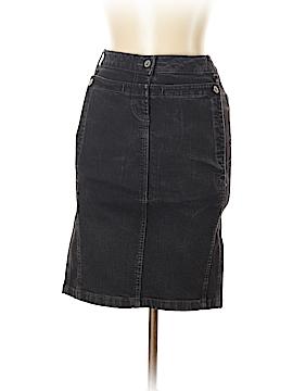 Moto Denim Skirt Size 12