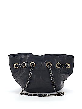 Monserat De Lucca Leather Bucket Bag One Size