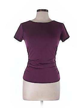 Newport News Short Sleeve Blouse Size M