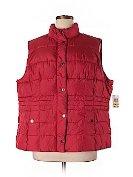 Charter Club Vest Size 3X (Plus)