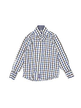 Ciao Marco Long Sleeve Button-Down Shirt Size 2T
