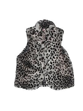 Cherokee Faux Fur Vest Size L (Tots)