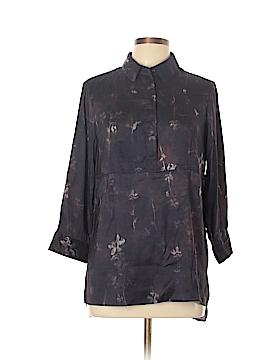 Simply Vera Vera Wang Long Sleeve Blouse Size L