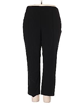 Susan Graver Dress Pants Size 24 (Plus)