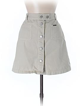 Calvin Klein Casual Skirt 30 Waist