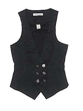White House Black Market Tuxedo Vest Size 00