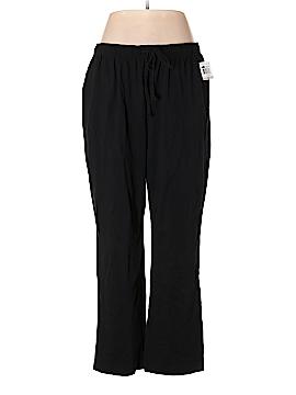 Karen Scott Sport Sweatpants Size 1X (Plus)