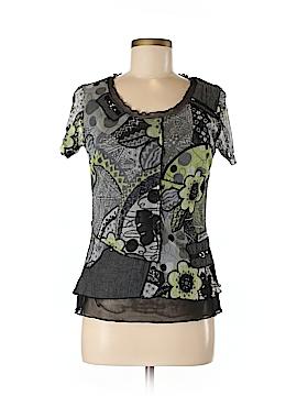 Vex Short Sleeve Blouse Size 38 (FR)
