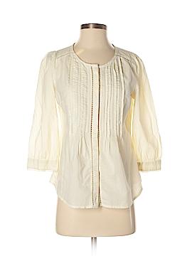 Meadow Rue 3/4 Sleeve Blouse Size 4