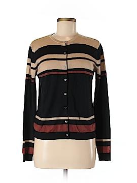 City Silk Silk Cardigan Size M