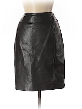Karl Lagerfeld Leather Skirt Size 40 (EU)