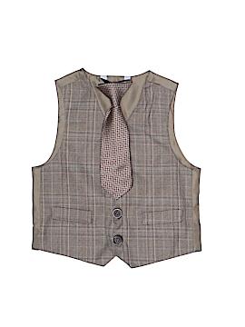 Dockers Tuxedo Vest Size 12 mo