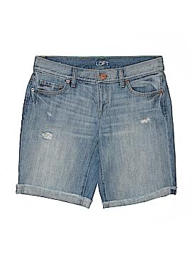 Ann Taylor LOFT Denim Shorts Size 4