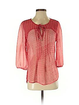 Antilia Femme 3/4 Sleeve Blouse Size S