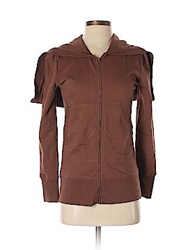 Norma Kamali for Walmart Zip Up Hoodie Size XS