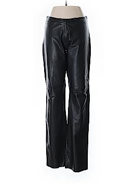 BCBGMAXAZRIA Leather Pants Size 6