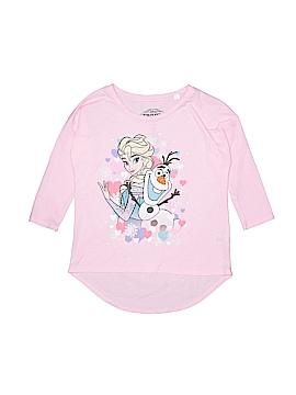 Disney Princess 3/4 Sleeve T-Shirt Size M (Youth)