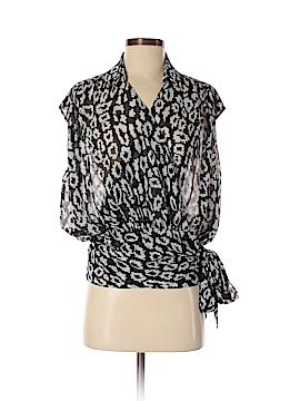 The Kooples Short Sleeve Blouse Size 2