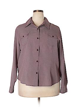 Joanna Plus Long Sleeve Blouse Size 2X (Plus)