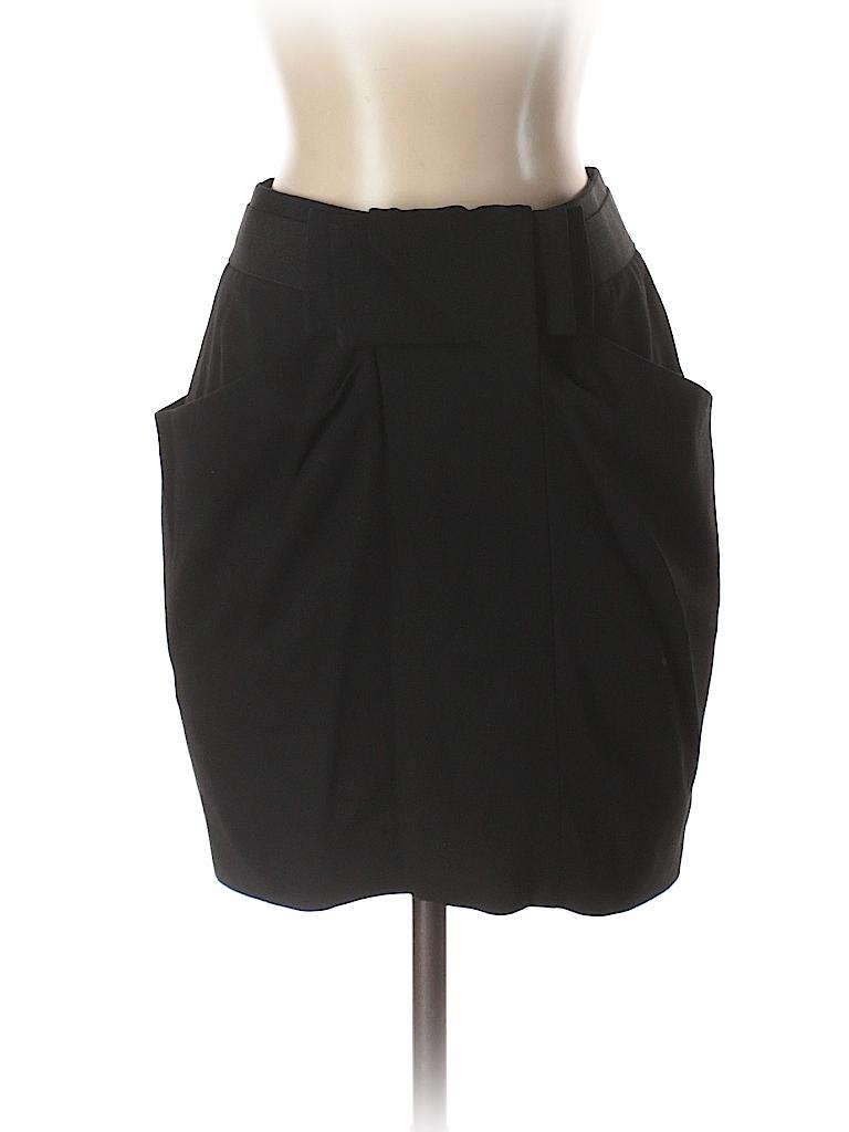BCBGMAXAZRIA Women Casual Skirt Size XS