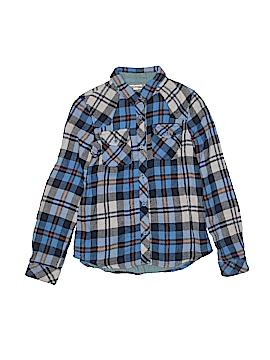 Vintage Havana Long Sleeve Button-Down Shirt Size 16