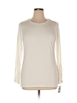 Alfani Long Sleeve T-Shirt Size 1X (Plus)