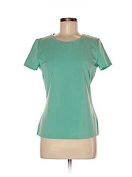 Lafayette 148 New York Short Sleeve T-Shirt Size M