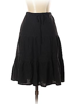 Allen Allen Denim Skirt Size M
