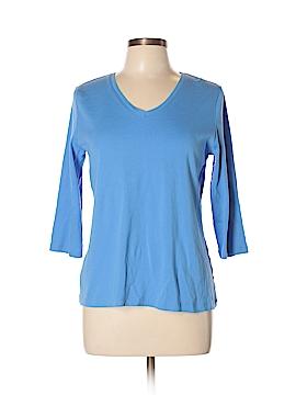 St. John's Bay 3/4 Sleeve T-Shirt Size L