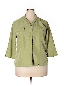 Joanna 3/4 Sleeve Blouse Size XL