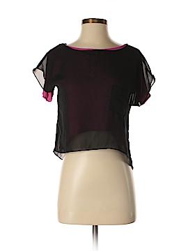Tela Short Sleeve Blouse Size XS