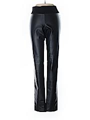 Club Monaco Women Faux Leather Pants Size 4