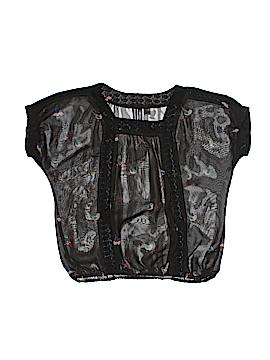 Full Tilt Short Sleeve Blouse Size L (Youth)